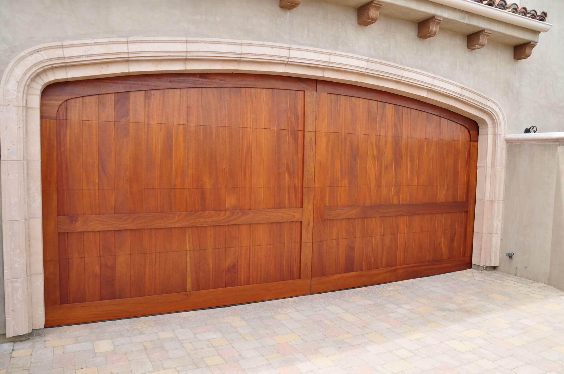 After Santa Rosa Valley Camarillo Garage Door Replacement