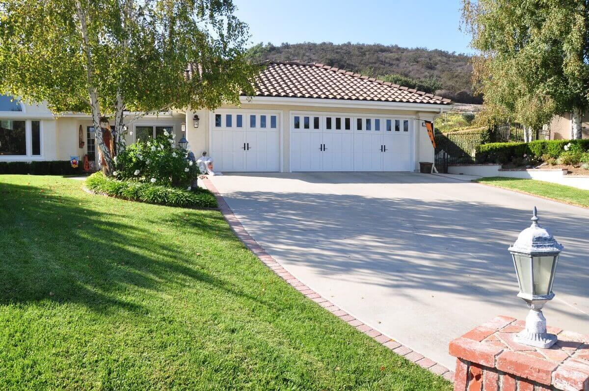 Thousand oaks garage door replacement project for Garage door repair thousand oaks