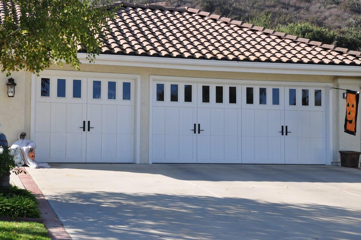 Thousand Oaks Garage Door Replacement Project
