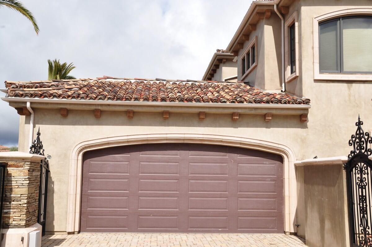 New Garage Door Replacement Wood In Camarillo Ca By Jim
