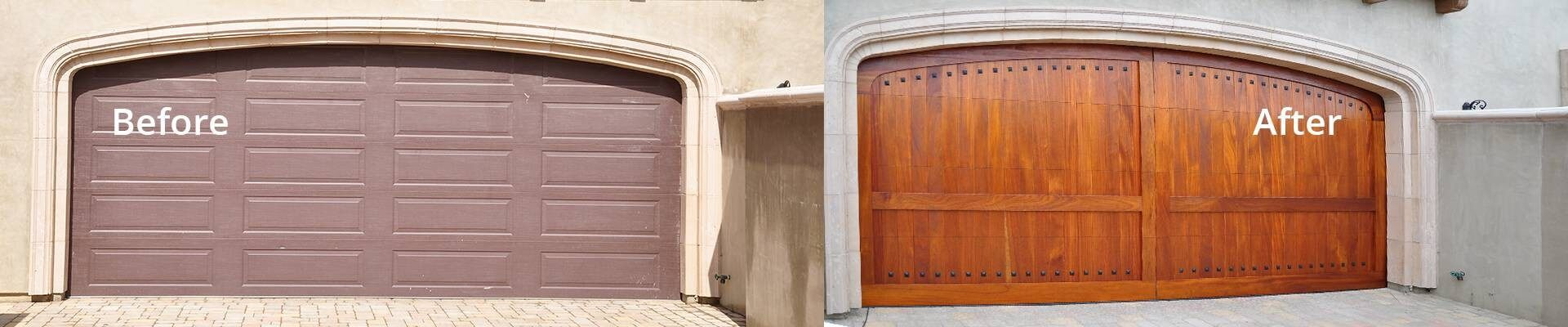 Transform Boring Garage Doors